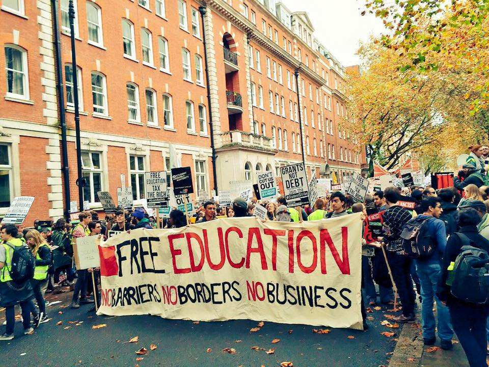 #FreeEducation